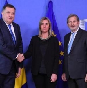 Dodik: Članstvo u EU je nešto oko čega postoji konsenzus svih u BiH
