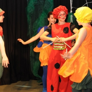 """Predstava """"Komšizluk"""" otvorit će Drugi festival umjtnosti za djecu, Živinice 2019."""