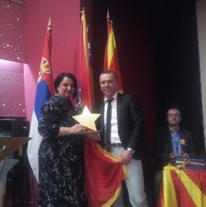 Priznanje/ANN_EX_YU : Sanela Jaganajc i Nedim Sivčević iz Tuzle među najboljim