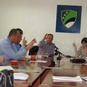 Zakazana sjednica Skupštine Tuzlanskog kantona