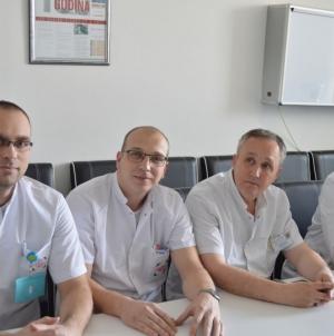 Ljekari UKC Tuzla samostalno izveli Uniportal VATS lobektomiju pluća