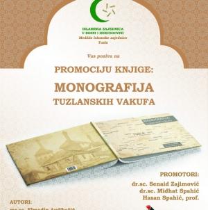 Promocija Monografije tuzlanskih vakufa