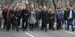 Obilježena 16-a godišnjica od ubistva premijera Srbije Zorana Đinđića