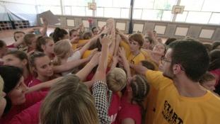 """Projekat """"START with Love, START with Basketball"""" okuplja djecu iz tri bh. grada"""