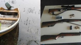 MUP TK: U pretresima pronađena droga i oružje