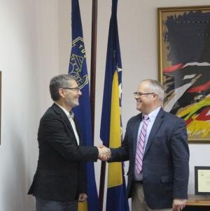 Gradonačelnik Tuzle se sastao sa šefom Sektora za politička pitanja Ambasade SAD