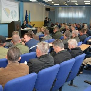 Održana 25. redovna sjednica Skupštine Saveza ratnih vojnih invalida TK
