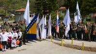 """Održana centralna manifestacija """"Aprilski dani otpora Solina 92"""""""