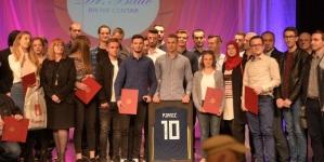 Miralem Pjanić ambasador manifestacije: Univerzitet u Tuzli izabrao najbolje sportiste svojih takmičenja