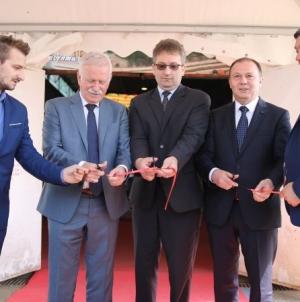 """U Gračanici otvoren jubilarni, 10. po redu Međunarodni sajam poduzetništva i obrta """"GRAPOS – EXPO"""""""