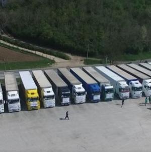 Ispraćen konvoj humanitarne pomoći za Siriju