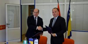 Potpisan Sporazum o konstituisanju parlamentarnih većina između SDA i DF