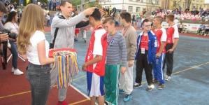 """Prijateljsko takmičenje: Specijalna olimpijada """"Parallel"""" u Tuzli"""