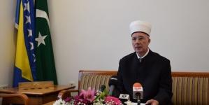 Ramazanska poruka muftije tuzlanskog Vahid ef. Fazlovića