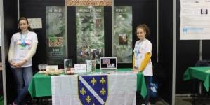 Učenice Fatima i Hena učestvovale na naučno-istraživačkoj smotri Science Expo u Briselu