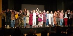 """Muzičko scenski spektakl """"Kosa"""" u četvrtak na Velikoj sceni BKC-a Živinice"""