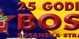 Bosanska stranka obilježava 25 godina postojanja i prepoznatljivog djelovanja