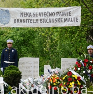 Obilježena 27. godišnjica odbrane Tuzle na Brčanskoj Malti