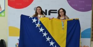 Zlatne srednjoškolke za bolju Bosnu i Hercegovinu