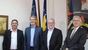 Obnovljen Sporazum o saradnji između gradova Tuzle i Saint Denis-a