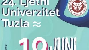 Najava : Svečano otvorenje 24. Ljetnog Univerziteta Tuzla