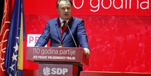 Nikšić: SDP neće biti šegrt, već arhitekta promjena u Bosni i Hercegovini