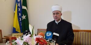 Čestitka muftije tuzlanskog Vahida-ef. Fazlovića na Ramazanski bajram