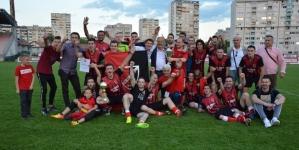 Fudbaleri Mladosti iz Soline osvajači Kupa Grada Tuzla FOTO/VIDEO