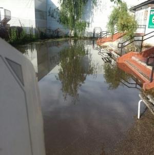 Poplave opet pogodile Simin Han, nije pošteđena ni mjesna ambulanta