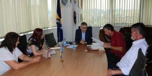 Delegacija iz Kotor-Varoši u posjeti ministru Bukvareviću