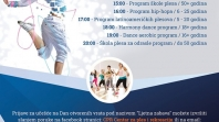 """Ljetna zabava"":  Dan otvorenih vrata Centra za ples i rekreaciju"