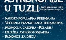 """Najava događaja """"Dani astronomije u Tuzli"""""""