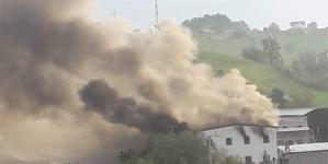 Požar u centru za migrante u Kladuši. Deseci ozlijeđenih, jedan teže