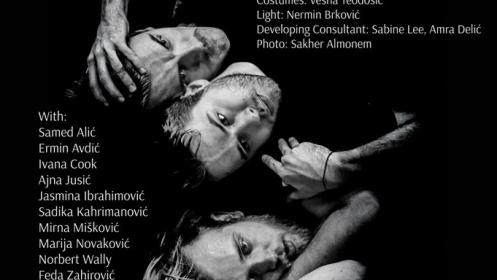 """Dokumentarno plesna predstava """"U ime Oca"""" u petak na Velikoj sceni BKC-a Živinice"""