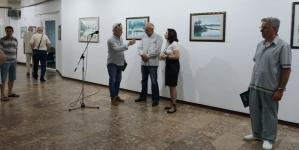 U tuzlanskom BKC-u otvorena izložba slika Četiri godišnja doba, autorice Gordane Mehmedović