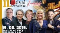 "Takmičenjem harmonikaša u Tuzli danas počinje 11.Festival ""Sevdalinko u  srcu te nosim"""