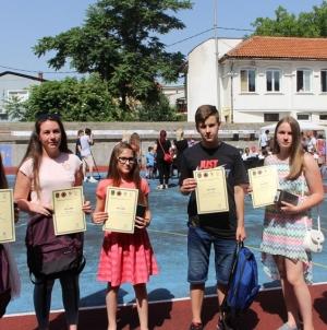 """Upriličena završna manifestacija projekta """"Smanjenje rizika od katastrofa i sigurnost djece na području grada Tuzla"""""""