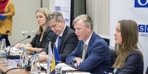 OSCE objavio izvještaj o upravljanju predmetima ratnih zločina u postupku pred Tužilaštvom BiH