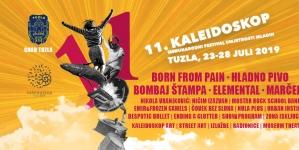 Kompletan program 11. Kaleidoskop festivala – Tuzla, 23. – 28. 7. 2019.