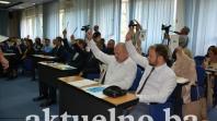 Smijenjena Vlada Tuzlanskog kantona