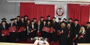 Univerzitet u Tuzli promovirao 23 doktora nauka