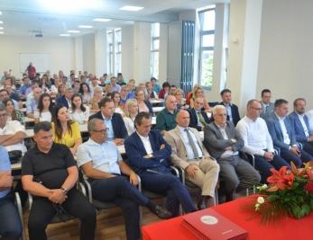 Svečano obilježena treća godišnjica rada Visoke škole za finansije i računovodstvo FINra Tuzla