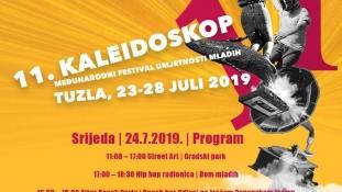 Drugi dan Kaleidoskop festivala:  Izložba Marija Ilića, radionice plesa…