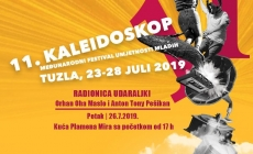 Festival Kaleidoskop: Poziv na radionica udaraljki