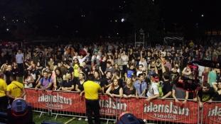 Treći dan Kaleidoskopa, Tuzlaci uživali u plesnim radionicama i koncertima u parku