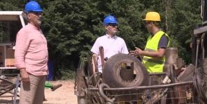 Počela izgradnjana bunara na lokacij Sprečkog polja