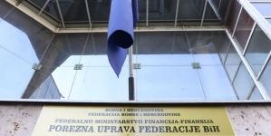 Obavještenje Porezne uprave FBiH