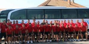 Igrači Slobode otputovali u Livno