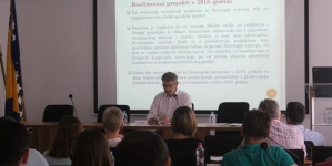 Održan sastanak Partnerstva za razvoj grada Tuzle