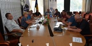 """Bego Gutić na sastanku sa boračkim organizacijama Tuzle: Moja inicijativa staje u dvije riječi """"Jednaka prava i pravda za sve borce"""""""